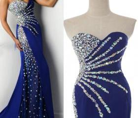 Prom Dress Luxury Pr..