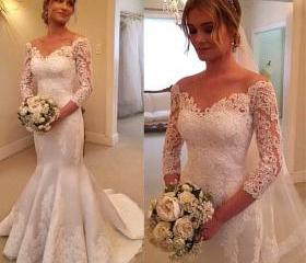 Wedding Dresses,Eleg..