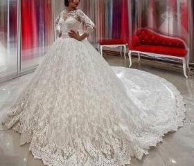 Beauty Wedding Dress..