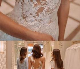 tight lace wedding d..