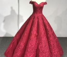 Burgundy lace weddin..