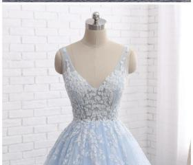 Tulle Ball Gown Wedd..