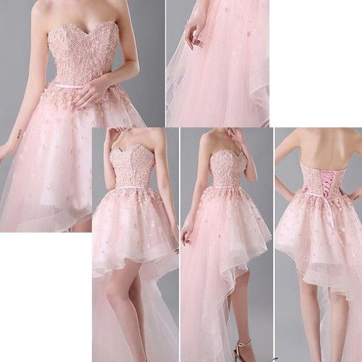 Charming party Dress,Hi-Low Prom Dresses,Tulle Homecoming Dress,Short party Dresses,Sweetheart Prom Dress,Tulle Backless short Prom Dress,Sexy tulle Backless party Dresses, Formal Gowns, Prom Dress,Formal Gowns Plus Size, Cocktail Dresses, formal dresses,Wedding guests dresses