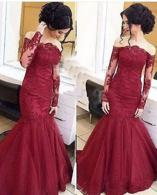 c35d5ffd7cd Lace Prom Dresses