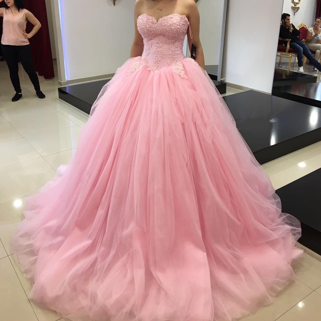 5106d37a7cfb pink prom dresses,pink ball gowns,pink quinceanera dresses,ball gowns  quinceanera dresses
