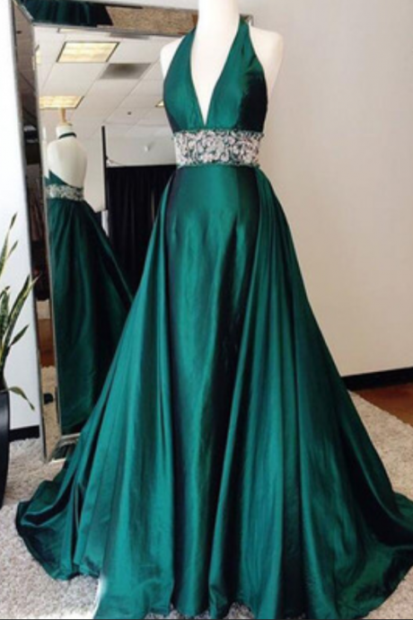 Elegant Prom Dresses, A Line Evening Dresses, Long Evening Dress, Formal Women Dress,Sexy Prom Dresses,Sparkle Prom Dresses