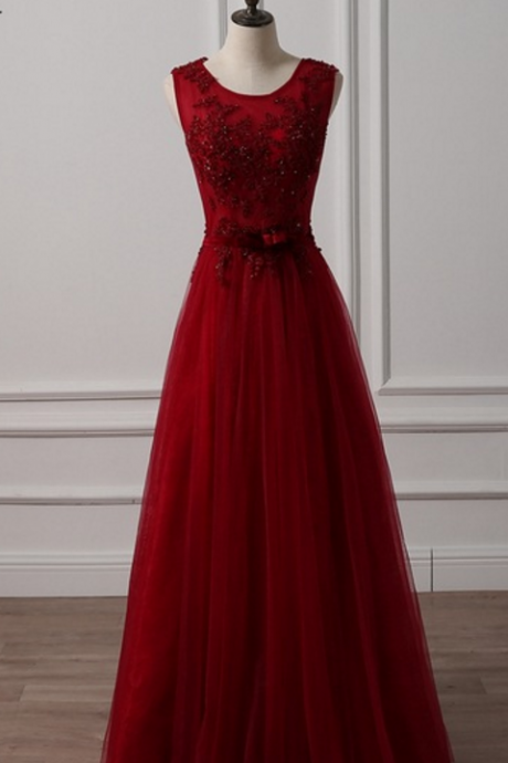 Burgundy evening gown, a dress skirt, a tuxedo Prom Dresses, a tight evening dress,Charming Prom Dress, Sexy Prom Dresses,Lace Evening Dress