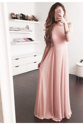 Backless Prom Dress,Spaghetti Prom Dress,Chiffon Prom Dress,Fashion Prom Dress,Sexy Party Dress, New Style Evening Dress