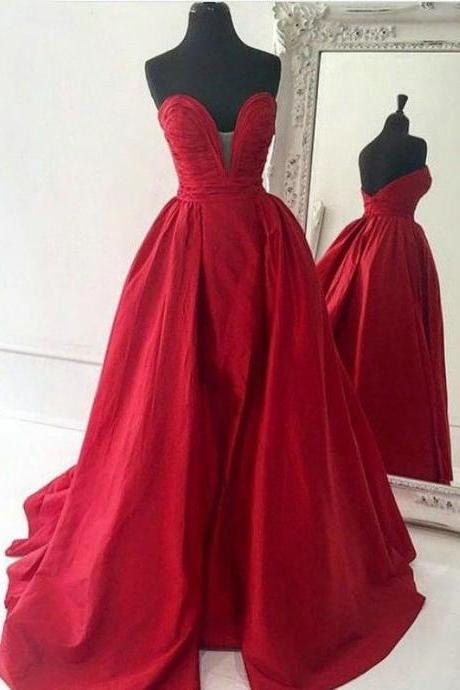 Red Prom Dresses,Backless Prom Dress,Maxi Prom Dress,Fashion Prom Dress,Sexy Party Dress, New Style Evening Dress
