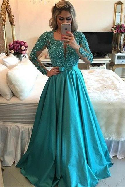 Sparkle Evening Dresses,New Fashion Prom Gowns,Elegant Prom Dress,Evening Gowns,Evening Gown