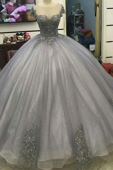 Quinceanera Dress,New Ball Gown Prom Dress Formal Party Gowns Sexy Quinceanera Dresses
