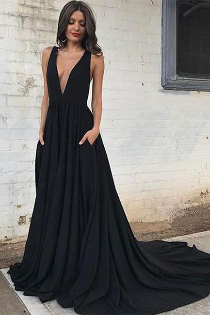 Black Prom Dresses, Prom Dress,Sexy Prom Dress,Evening Gowns,Formal Gown,Prom Dresses,Evening Gowns,Formal Gown For Teens