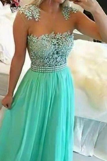 Evening Dresses,New Fashion Prom Gowns,Elegant Prom Dress,Lace Prom Dresses,Chiffon Evening Gowns,Backless Formal Dress