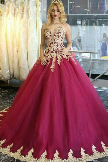 burgundy prom dress,quinceanera dresses,vintage style,elegant prom dress,burgundy wedding dresses,sweetheart prom dress