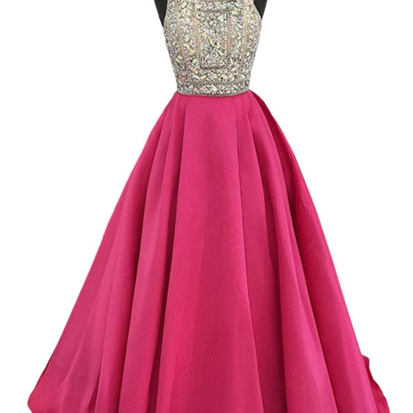 pink without back woman formal evening dress bathrobe,Charming Prom Dress, Sexy Prom Dresses,Evening Dress