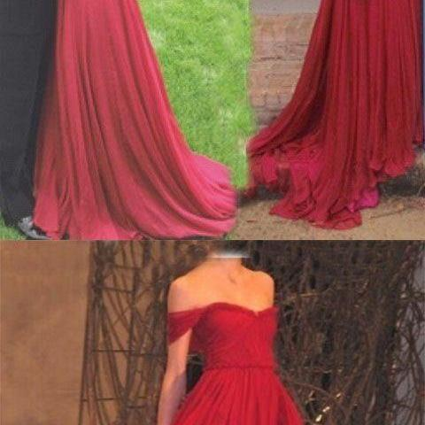 Red Prom Dresses,A Line Prom Dress,Prom Dress,Off The Shoulder Prom Dresses,Formal Gown,Sexy Evening Gowns,Red Party Dress,Mermaid Prom Gown For Teens